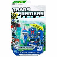 "Transformers Prime ""Robots in Disguise"" Cyberverse Commander Ultra Magnus Official Images"