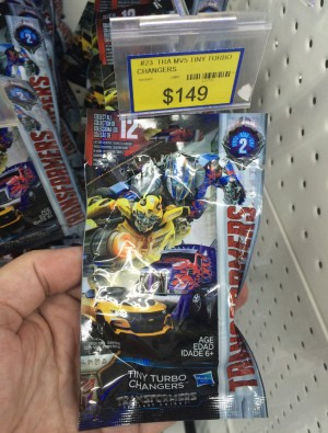 Skullitron and Megatron Found in the US and Tiny Turbo Changers Wave 2 Found in Taiwan