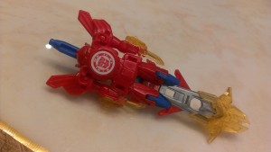 In Hand Images of  Robots in Disguise Wave 2 Weaponizer Mini-cons Dragonus and Windstrike