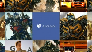 Transformers News: Live Action Optimus Prime Facebook 'Look Back' Movie