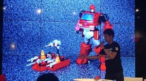 New Images of Transformers Masterpiece Ironhide shown off at Transformers Expo Taipei