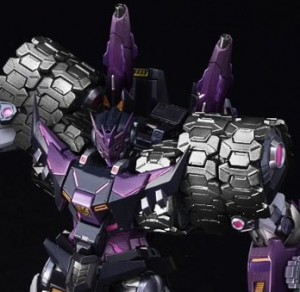 Transformers News: Final Colored Images of Flame Toys Tarn Figure