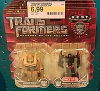 Transformers News: Target exclusive ROTF Legends 2 packs are out