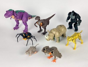 New Images Of All the Beasts From Transformers Kingdom So Far