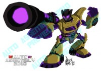 Transformers News: Auto Assembly Exclusive Postcards Revealed