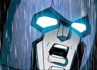 "Transformers Mosaic: ""The Lost Patrol."""