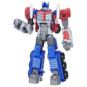 Transformers Cyber Series Commander Optimus Prime & Bumblebee Amazon.com Listings