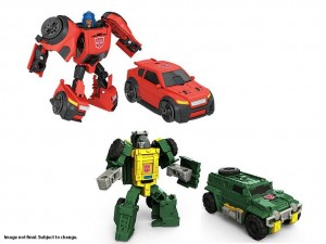 Transformers News: Titans Return Brawn and Roadburn / Chase Up for Pre-Order at BBTS