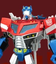 Takara Tomy Website Update: Transformers Animated