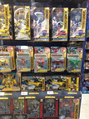 Mexican Transformers Sightings Roundup with First Global Sighting of Cyberverse Wave 2 Warriors, Bumblebee Movie toys and More