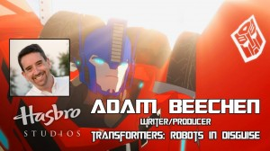 Transformers News: Interview with Transformers: Robots In Disguise Producer and Writer Adam Beechen