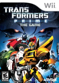 Transformers News: New Transformers Prime Video Game Launches Exclusively on Nintendo Platforms Today