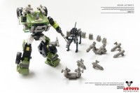 MGS-03 Scout Upgrades for Universe Hound and Ravage