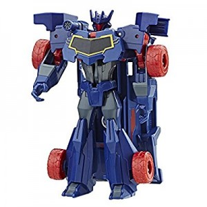 Transformers News: Official Images of Transformers: Robots in Disguise One Step Soundwave
