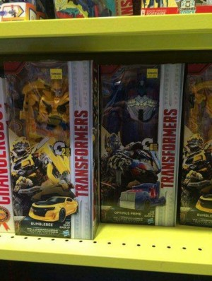 Transformers: The Last Knight Toys Found at Australian Retail