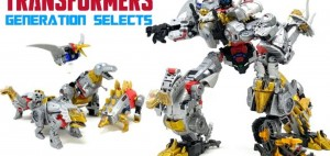 Transformers Takara Selects Volcanicus Video Review