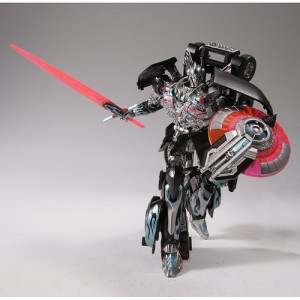 Takara Tomy Movie Advanced  Toys R Us Exclusive Black Knight Optimu