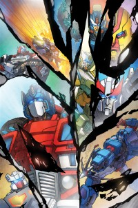 Transformers News: Transformers: More Than Meets The Eye Ongoing #9 Cover