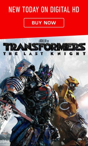 Transformers: The Last Knight Now On Digital HD