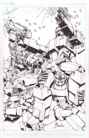 Transformers News: The Lenten Experiment Charity Auction 2016 - Transformers Art and More