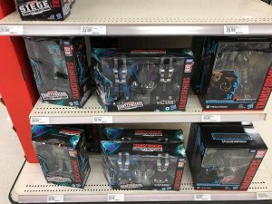 Transformers Earthrise Doubledealer Found at Target but Buying it Might be Tricky