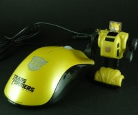 Transformers News: Transformers Razer Death Adder Gaming Mouse