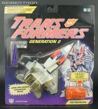 Transformers News: Featured eBay Auctions: Generation 2, Beast Wars, Fox Kids, Mutants, Beast Machines, Skyraiders Starscream, Movie Press Kit and more!