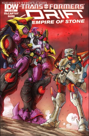 Transformers News: Sneak Peek - IDW  PublishingTransformers Drift: Empire of Stone #3 iTunes Preview