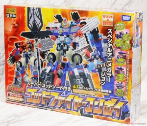 Quality Issues on Takara Tomy Transformers Encore God Fire Convoy, Possible Recall in Japan