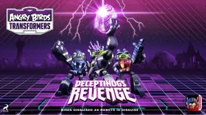 Angry Birds Transformers Deceptihogs Revenge Update