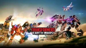 Transformers: Earth Wars One-Year Anniversary Message