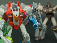 Transformers News: New Generations Galleries: Legends Class Starscream with Waspinator and Megatron with Chop Shop