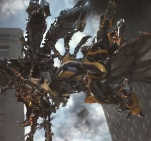 Transformers News: Transformers: Age Of Extinction Super Bowl Trailer Screen Capture Gallery