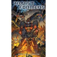 Transformers News: Amazon IDW Transformers Trade Paperback Preorders: G.I. Joe / Transformers Vol. 2, Regeneration 1 Vol. 1 and Robots In Disguise Vol. 2