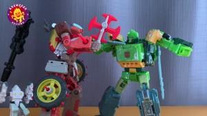 Transformers SS'86 Wreck-Gar Video Review