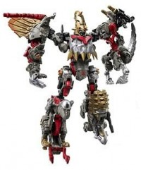 Transformers News: PCC Grimstone and Steamhammer out at retail!
