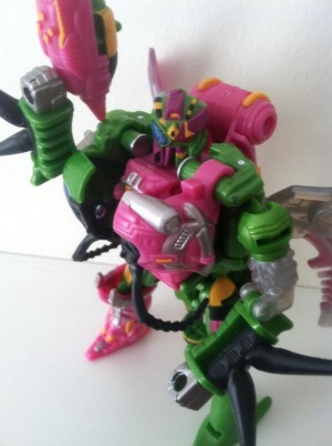 Transformers News: New TFSS 2.0 Thrustinator Images