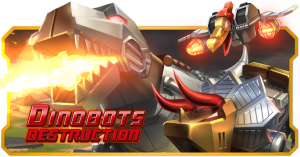 Transformers News: Classic Dinobots Join DeNA Transformers: Battle Tactics!