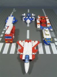 More Images of  Kabaya Gaia Cross Update: Now With Combined Mode Images