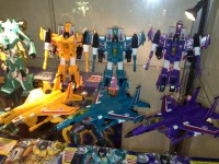 Transformers News: BotCon 2013 Rainmakers Set Revealed: Sunstorm, Bitstream and Hotlink