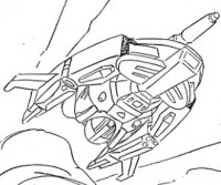 Transformers News: Ark Addendum Update - Diver's Transformation Sequence