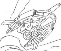 Transformers News: Ark Addendum Update - Diver's Transformation Sequence