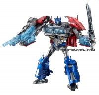 Transformers News: First Look At Transformers Prime Powerizer Optimus Prime, Bumblebee & Starsceam Entertainment Pack