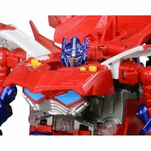 Transformers News: Video Review: Takara Tomy Transformers Go! G26 Optimus Exprime