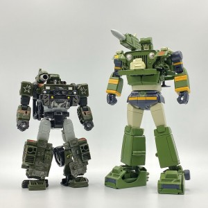 Transformers News: Video Reviews for MP-47 Masterpiece Hound