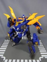 Transformers News: In-Hand Images: Takara Tomy Transformers Go! G05 Gekisoumaru