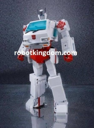 Transformers News: ROBOTKINGDOM.COM Newsletter #1321 MP-14+ Red Alert,  MP-30 Ratchet, UW-06 Grand Galvatron and More