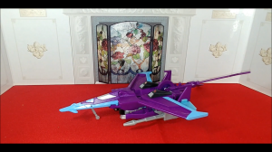 Transformers News: English video review of Cyberverse Ultra Slipstream, showing transformation and action attack