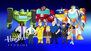 Transformers: Rescue Bots - Season 4 Episode 9 Summary