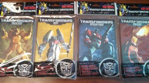 Transformers News: Micro Comic Fun Packs from IDW Publishing